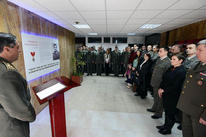 Начелник Генералштаба Војске Србије генерал Љубиша Диковић