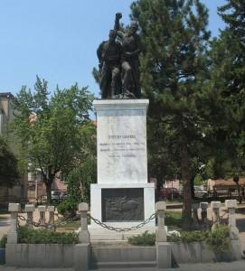 Foto: Wikipedia Toplički ustanak spomenik