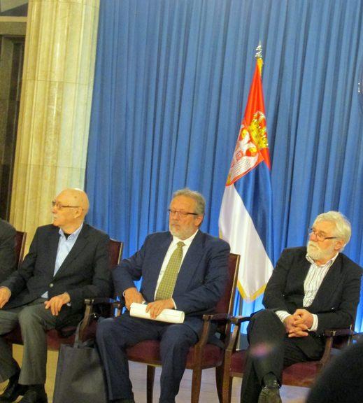 U Beogradu su danas uručene Vukove nagrada za 2015. godinu.