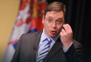 Premijer Srbije Aleksandar Vučić    Foto: A. Dimitrijević / RAS Srbija