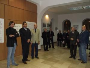 Bijeljina: Muzej Semberija – izložba Foto: SRNA