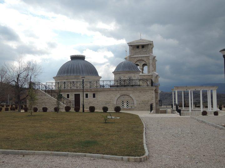 Hram Hristovog Vaskresenja u Prebilovcima