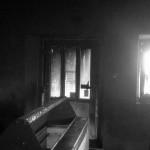 Zapaljen lokal u Gornjem Karinu