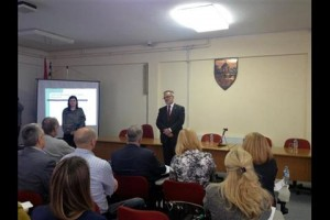 "Seminar pod nazivom ""Stradanje Srba, Jevreja, Roma i ostalih naroda u logorima Donja Gradina i Jasenovac""."