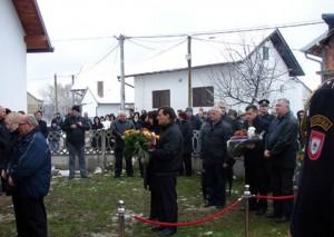 Liturgija povodom 24 godine od stradanja Srba u Sijekovcu Foto: nezavisne novine