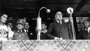 Miting u Kragujevcu 1943: Nedić i nemački krajskomandant