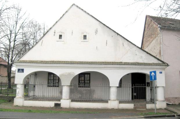 Najstarija kuća
