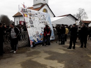 Obilježavanje stradanja Srba u Sijekovcu Foto: RTRS