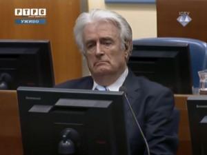 Radovan Karadžić (foto: RTRS)