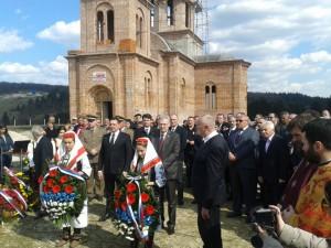 Savanović u Ribniku Foto: RTRS