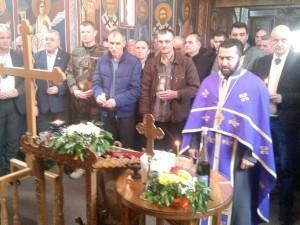 Šekovići - Pomen poginulim borcima VRS Foto: SRNA