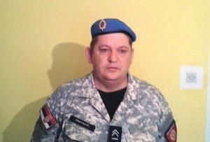 Nisu mogli da ga ubiju albanski teroristi – srpski žandarm Slaviša Matejić (FOTO: Kurir.rs – Milica Milovanović)