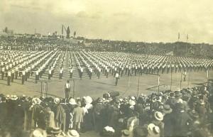 Slet Zagreb 23.08.1911.