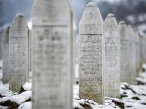 Srebrenica Foto: AP