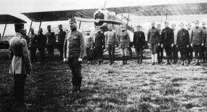 Srpski avijatičari na Solunskom frontu