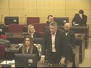 Suđenje Oriću Foto: RTRS