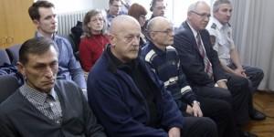 Suđenje za zločine u Kerestincu