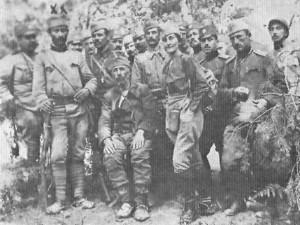 Užički solunci na Kajmakčalanu, 1918. godine