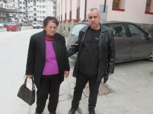 Војинка и Војин Павловић Фото: СРНА