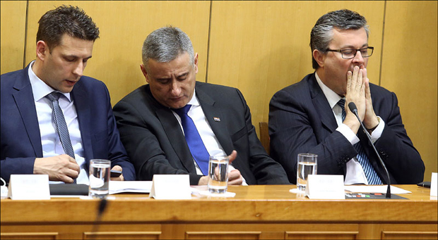 Provokacije: Božo Petrov, Tomislav Karamarko i Tihomir Orešković