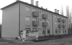 Zgrada u Metku izgrađena kroz stambeno zbrinjavanje