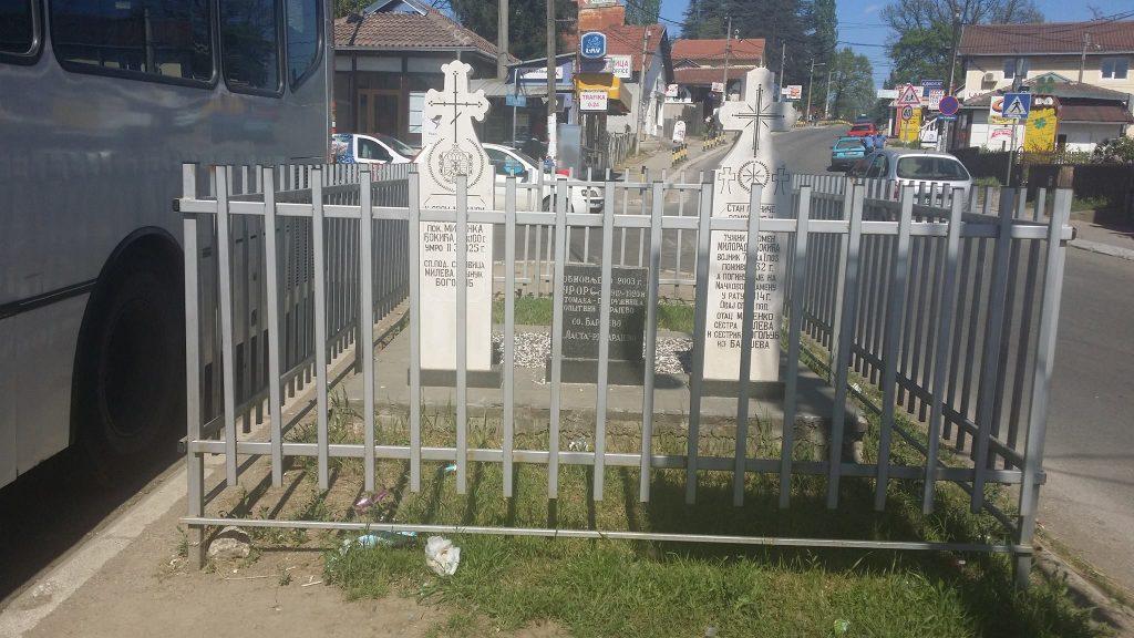 Spomenici zaboravljenih junaka