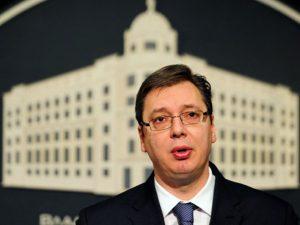 Александар Вучић Фото: ТАНЈУГ