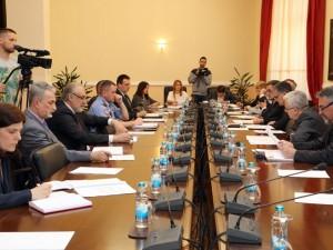 Banja Luka: Organizacioni odbor za obilježavanje 71. godišnjice stradanja žrtava zličina genocida u Donjoj Gradini Foto: SRNA