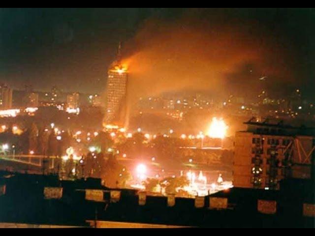 NATO bombardovanje Beograda