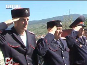 Dan ruskih dobrovoljaca Foto: RTRS