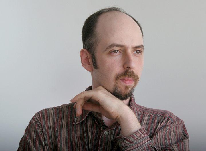 BEOGRAD 08.05.2013. Darko Nikolić novinar Blica, Ras foto Rajko Ristić