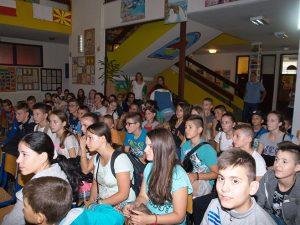 Дјеца са Косова у посјети Српској  Фото: СРНА