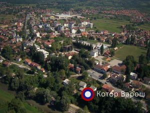 Kotor Varoš Foto: RTRS