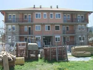 Rogatica:Zgrada za 14 porodica poginulih boraca i RVI Foto: RTRS