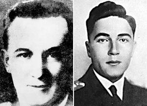 Sergej Mašera (Foto Vikipedija) i Milan Spasić (Foto Vikipedija)