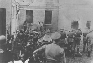 Streljanje u logoru Sajmište