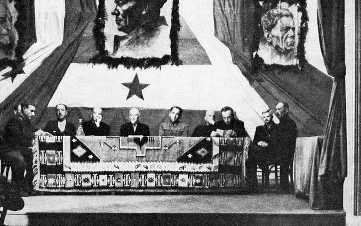 Treće zasjedanje ZAVNOH-a u Topuskom, 1944.