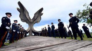 Комеморација у Јасеновцу