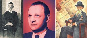 Adam Pribićević, Grigor Vitez, Stevo Čuturilo