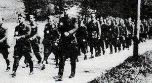 Борци Личке партизанске бригаде