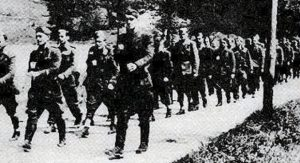 Borci Ličke partizanske brigade