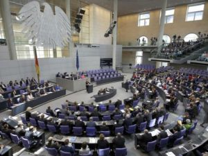 Bundestag  Foto: AP
