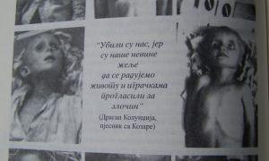 Da sve srpske žrtve dobiju zajednički memorijalni centar Foto: Vesti