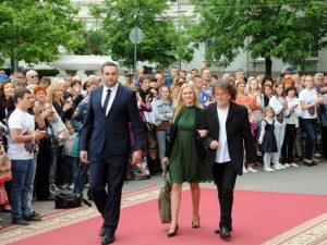 Denis Bojić i Snježana Brezo Foto: RTRS