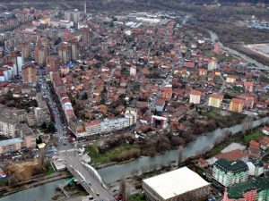 Kosovska Mitrovica  Foto: Beta
