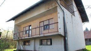 Kuća Roknićevih na Sajevcu