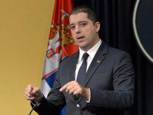 Marko Đurić (Foto: Zoran Žestić) Foto: TANJUG