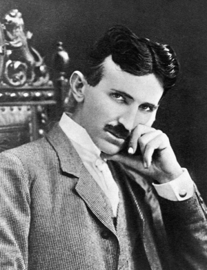 Nikola Tesla wikipedia.org