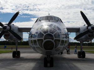 Ruski avion Foto: Sputnik/ Igorь Russak