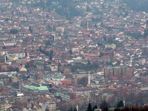 Sarajevo  Foto: RTRS